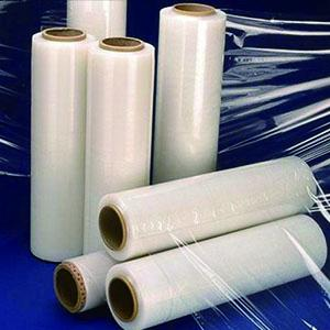 Compostable stretch film