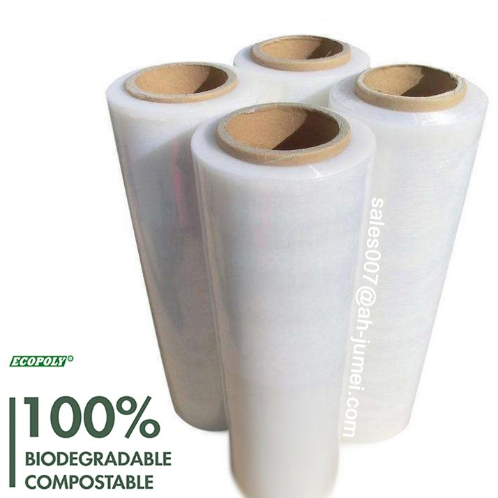 biodegradable stretch film