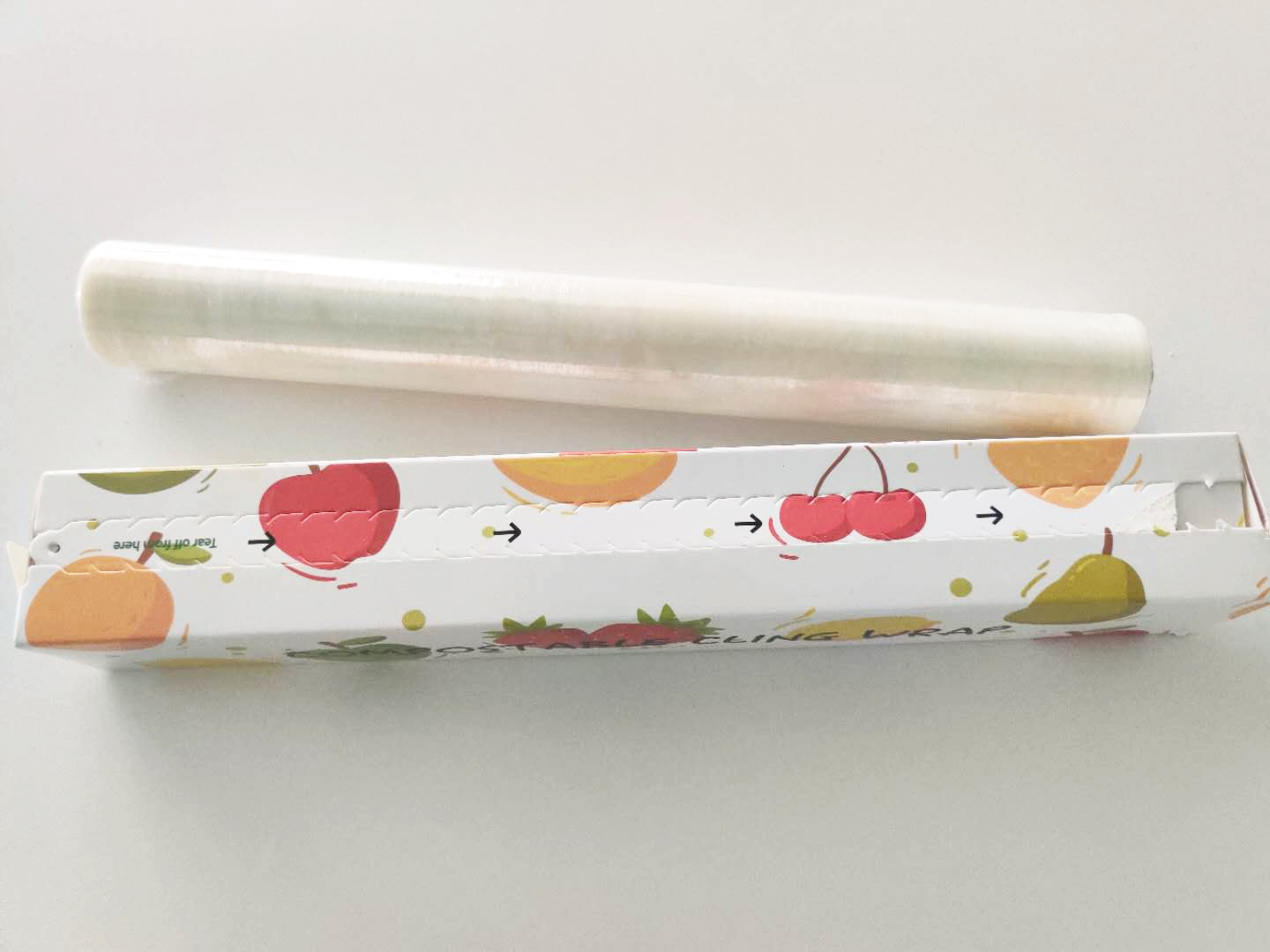compostable cling film